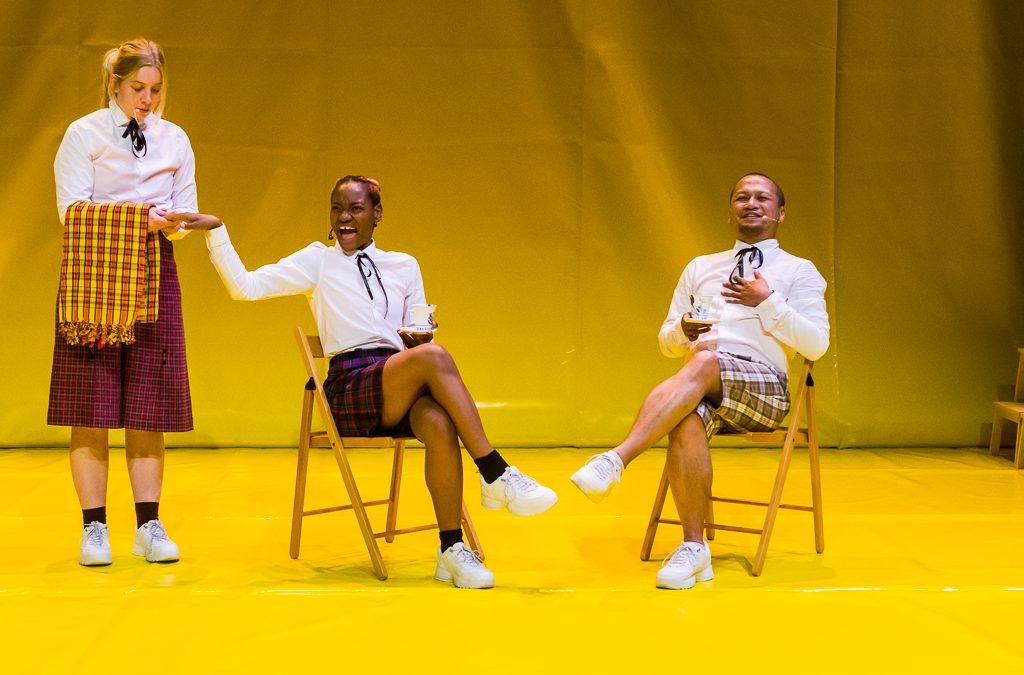 Studio52nd: Theater voor en door jongeren- een interview met Rosalie Fleuren